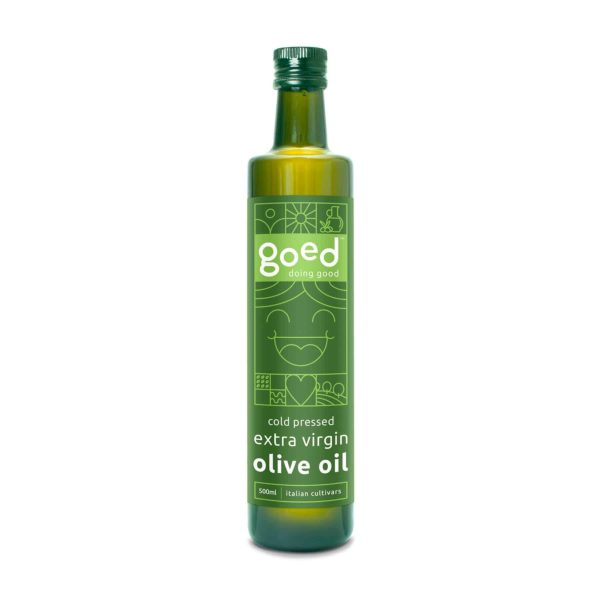 Extra Virgin Olive Oil - 500ml 1