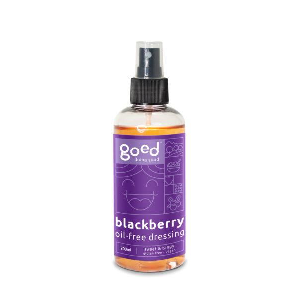 Blackberry Infused Dressing Spritz - 200ml 1