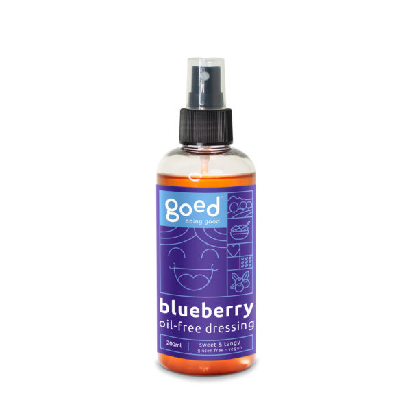 Blueberry Infused Dressing Spritz - 200ml 1