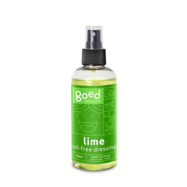 Lime Infused Dressing Spritz- 200ml 1
