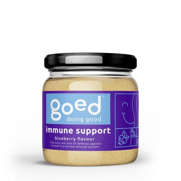 Blueberry Immune Support Jar - 200G 1
