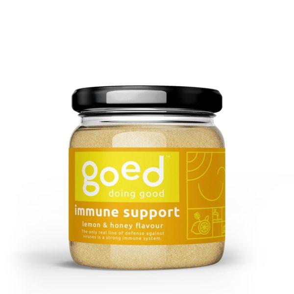 Lemon Honey Immune Support Jar - 200G 1