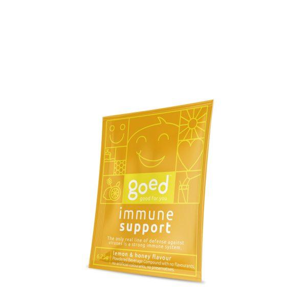 Lemon Honey Immune Support Sachets - Qty 8 1